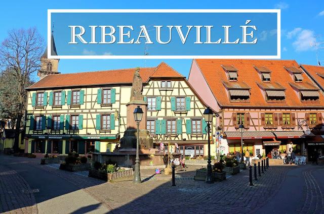 Ribeauvillé, la ciudad de los tres castillos