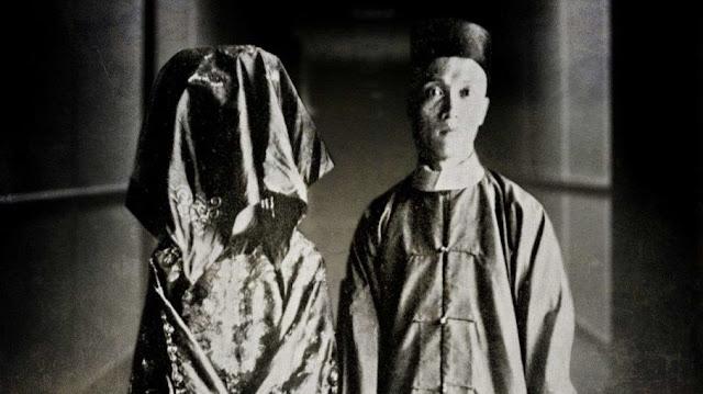 """Tradisi menikahkan """"hantu"""" di China"""