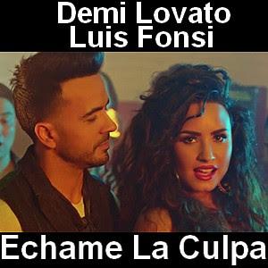 Demi Lovato - Echame La Culpa ft. Luis Fonsi