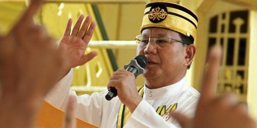 Di Samarinda, Prabowo Rasakan Getaran Rakyat Ingin Perubahan