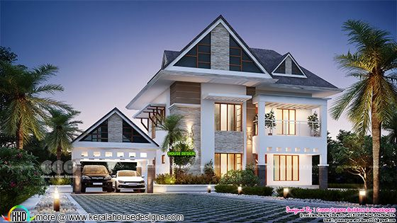 Stunning house construction 2365 sq-ft