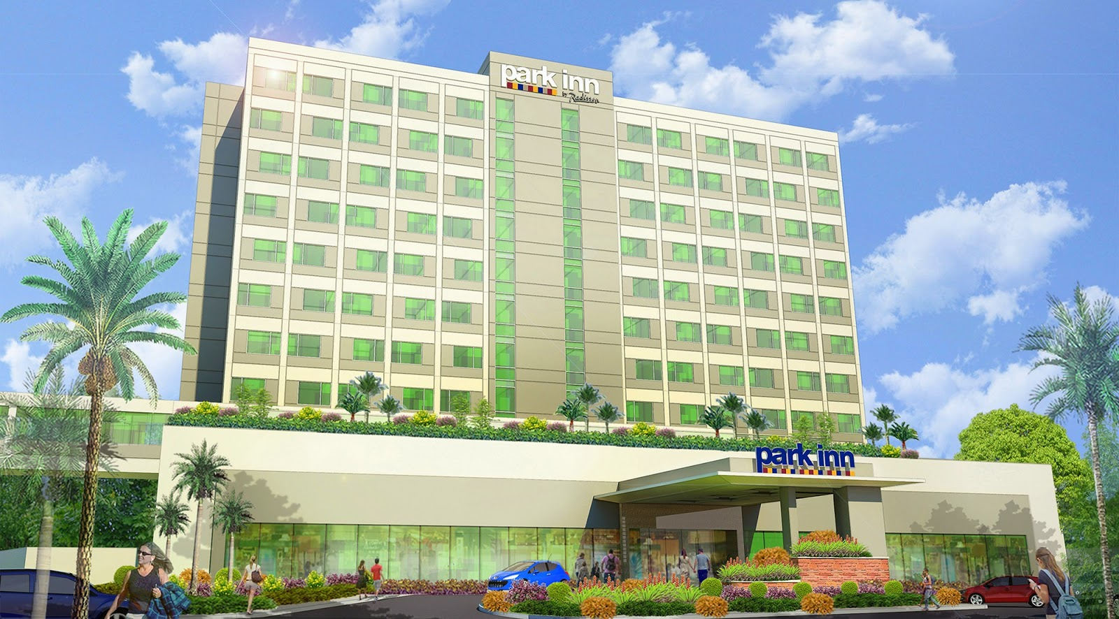 Park Inn by Radisson Iloilo adjacent to SM City Southpoint