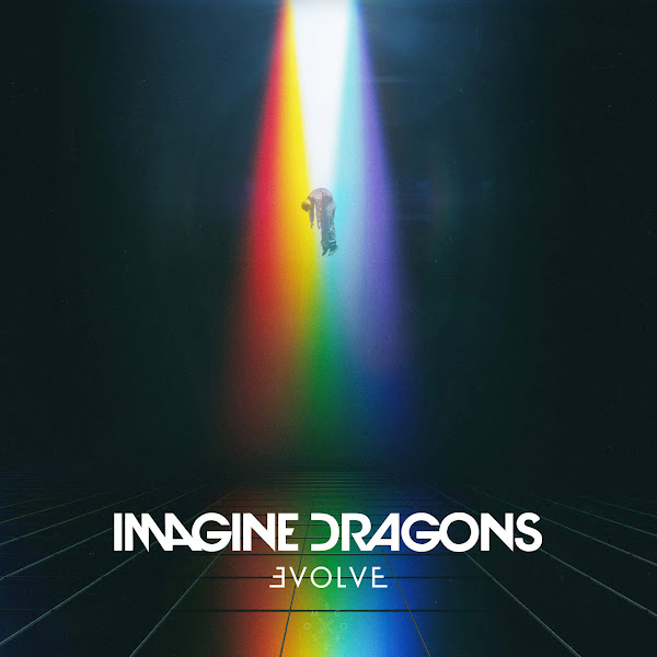 Imagine Dragons - Evolve Cover