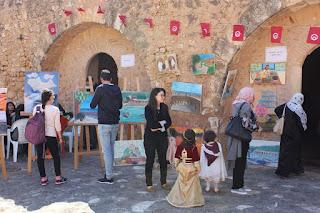 Ghar El Melh :إنتظام الملتقى الوطني الأول للثقافة البيئية والسياحة الايكوليجية  ببرج سيدي على المكي بغار الملح