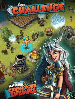 Game Vikings Gone Wild V3.11 MOD Apk ( Unlimited Money )