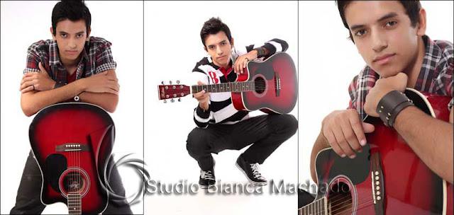 fotos de musicos em estudio
