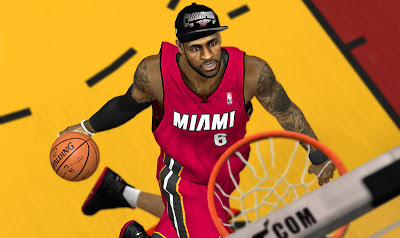 NBA 2K13 LeBron James 2013 MVP Finals