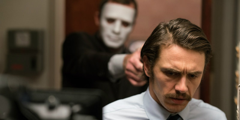the vault james franco