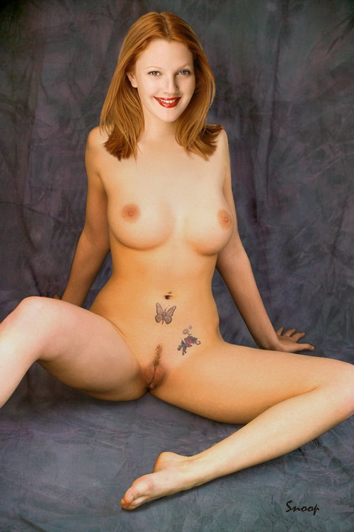 Think, that dru and drew barrymore nude something