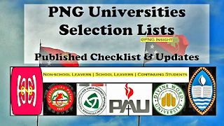 7 PNG UNIS SELECTIONS