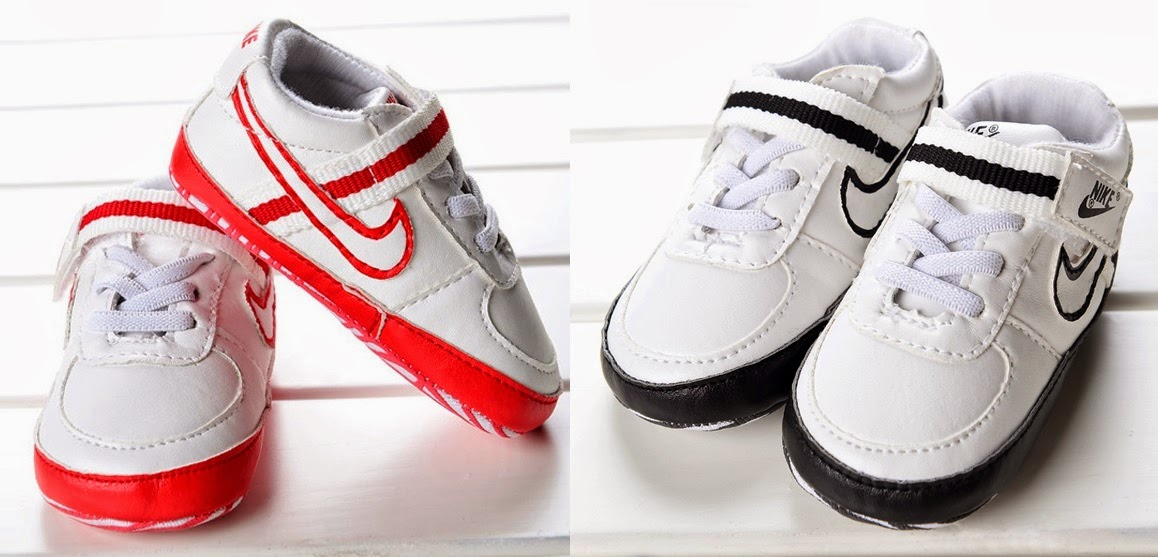 707fbf230fc Tenis Nike 2 modelos bebes de 0 a 18 meses - GADITA IMPORTADOS