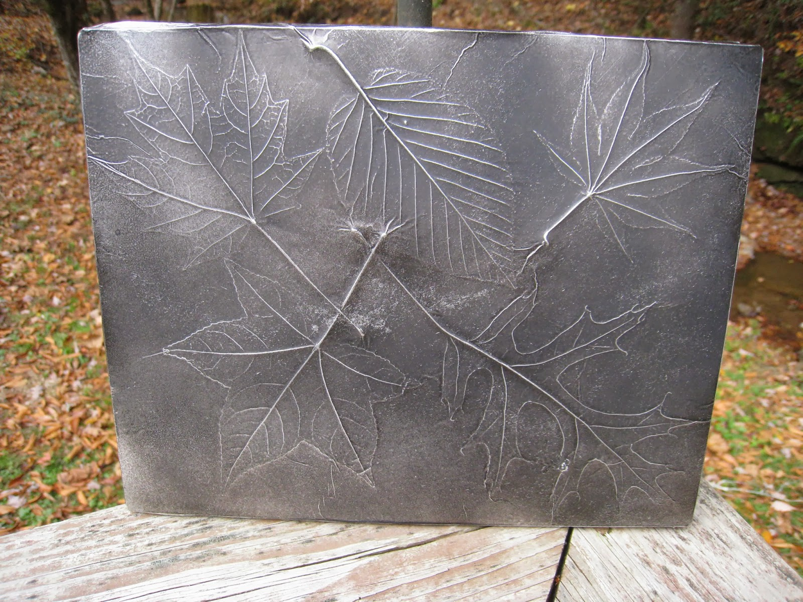 Crafts 4 Camp Foil Relief Art