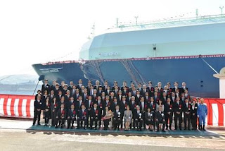 "New LNG Carrier ""OCEANIC BREEZE"""