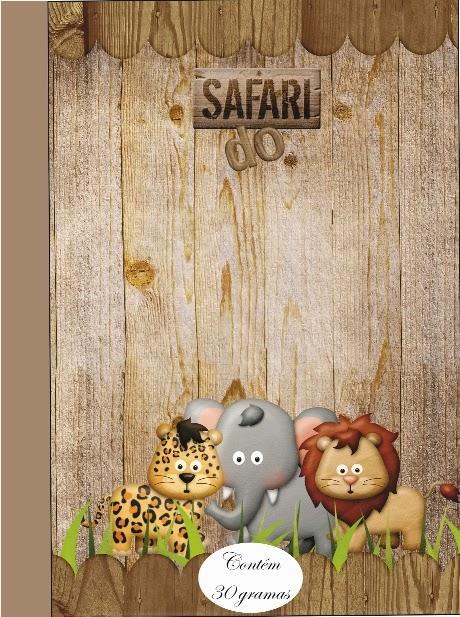 Baby Shower Safari