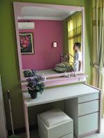furniture semarang - meja rias dresser 01