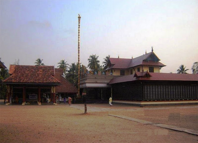 Famous temples of Alappey -Kerala and boat race