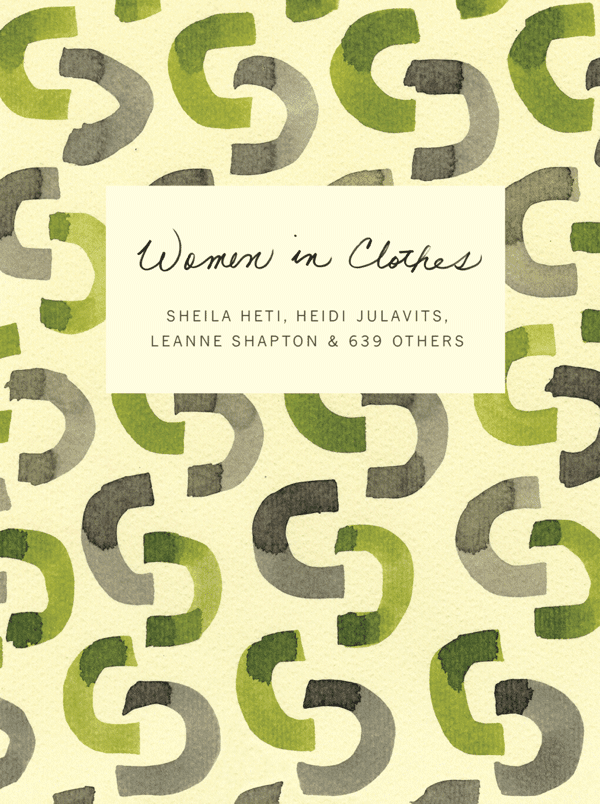 Women in Clothes (cover)