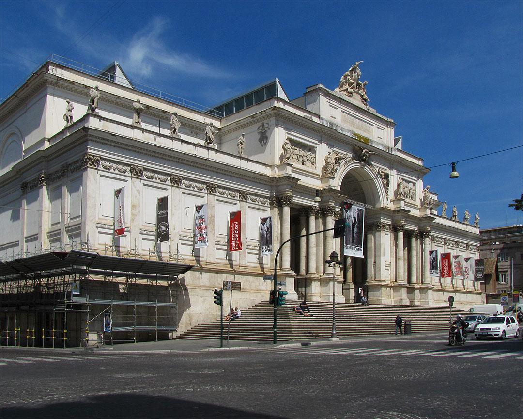 Daily photo stream palazzo delle esposizioni for Palazzo delle esposizioni rome italy