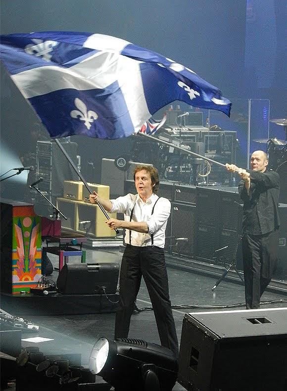 Billetterie à succès pour les concerts de Paul McCartney au Québec