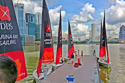 Singapore DBS Marina Bay Sailing | meheartseoul.blogspot.com