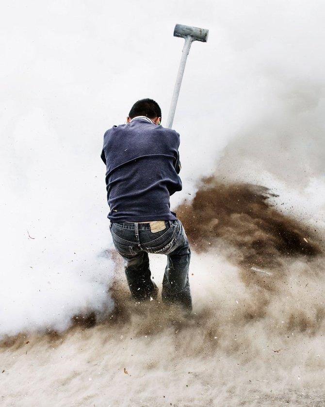 Salah Satu Festival Paling Berbahaya Dunia Ada Di Meksiko