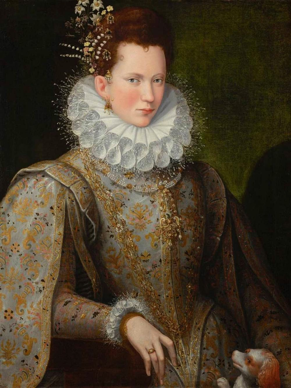 Portrait of a Lady, Lavinia Fontana