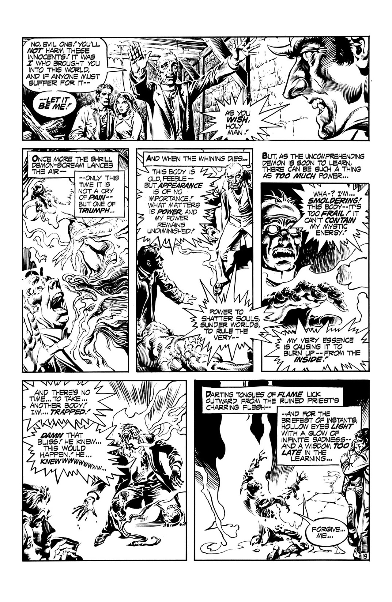 Swamp Thing (1972) Issue #15 #15 - English 20