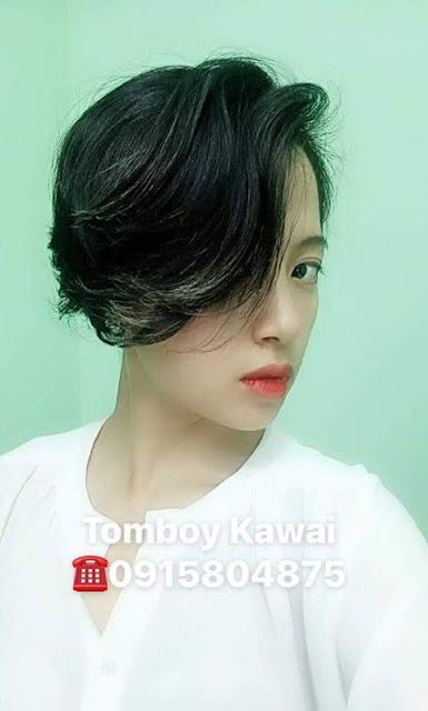 Địa chỉ cắt tóc ngắn Kawai đẹp chuẩn tomboy nhất tại Hà Nội
