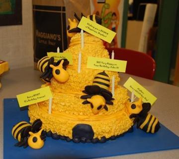Honey Bee Cake Pan