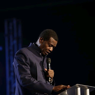 PASTOR ADEBOYE steps down, retires as the Overseer of the Redeemed Christian Church of God Nigeria.