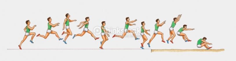 triple jump measurement