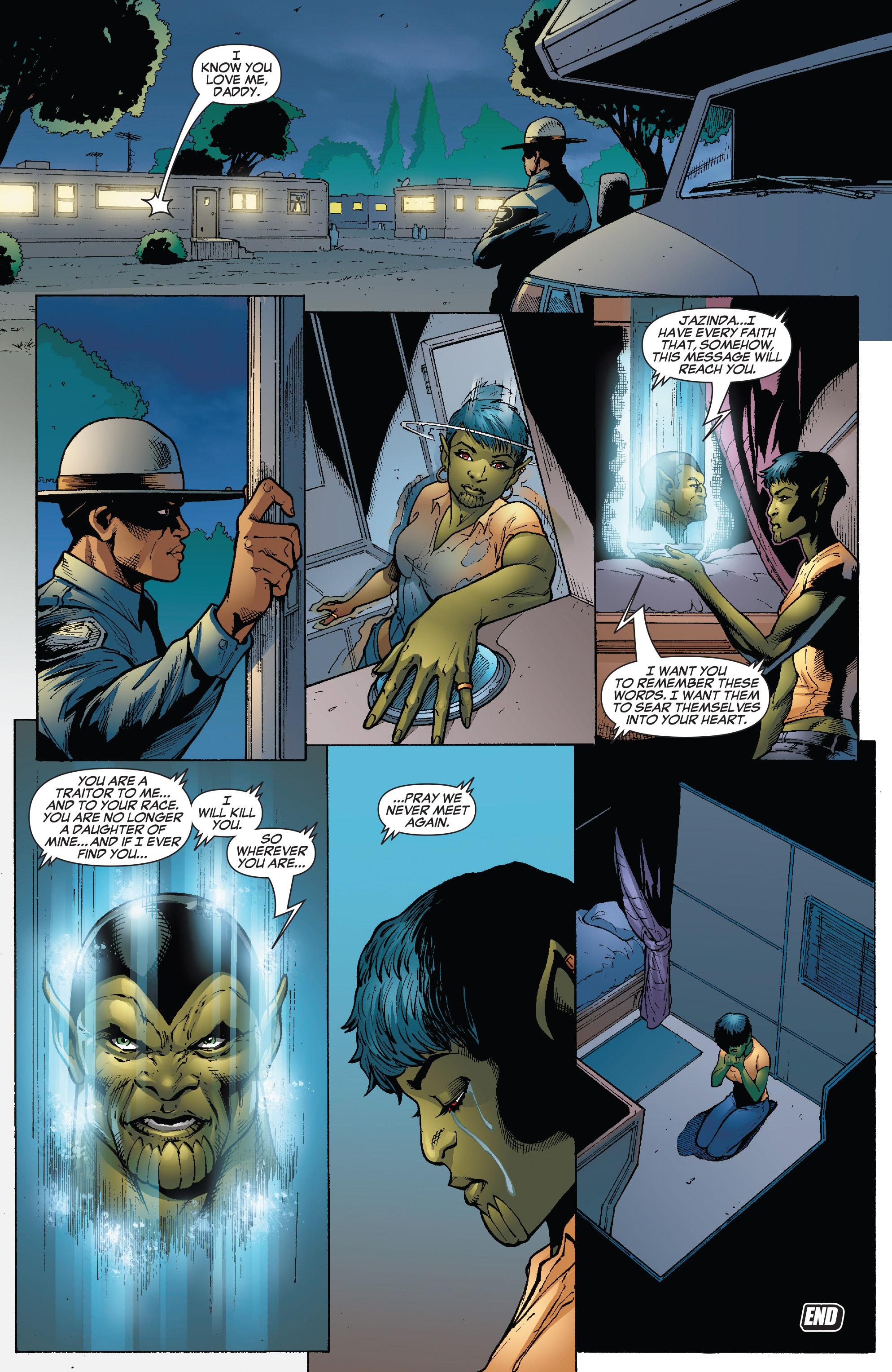 Read online She-Hulk (2005) comic -  Issue #24 - 24