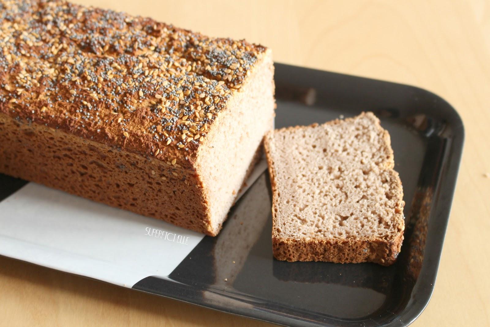 Mon délicieux pain sans gluten, Enfin!!
