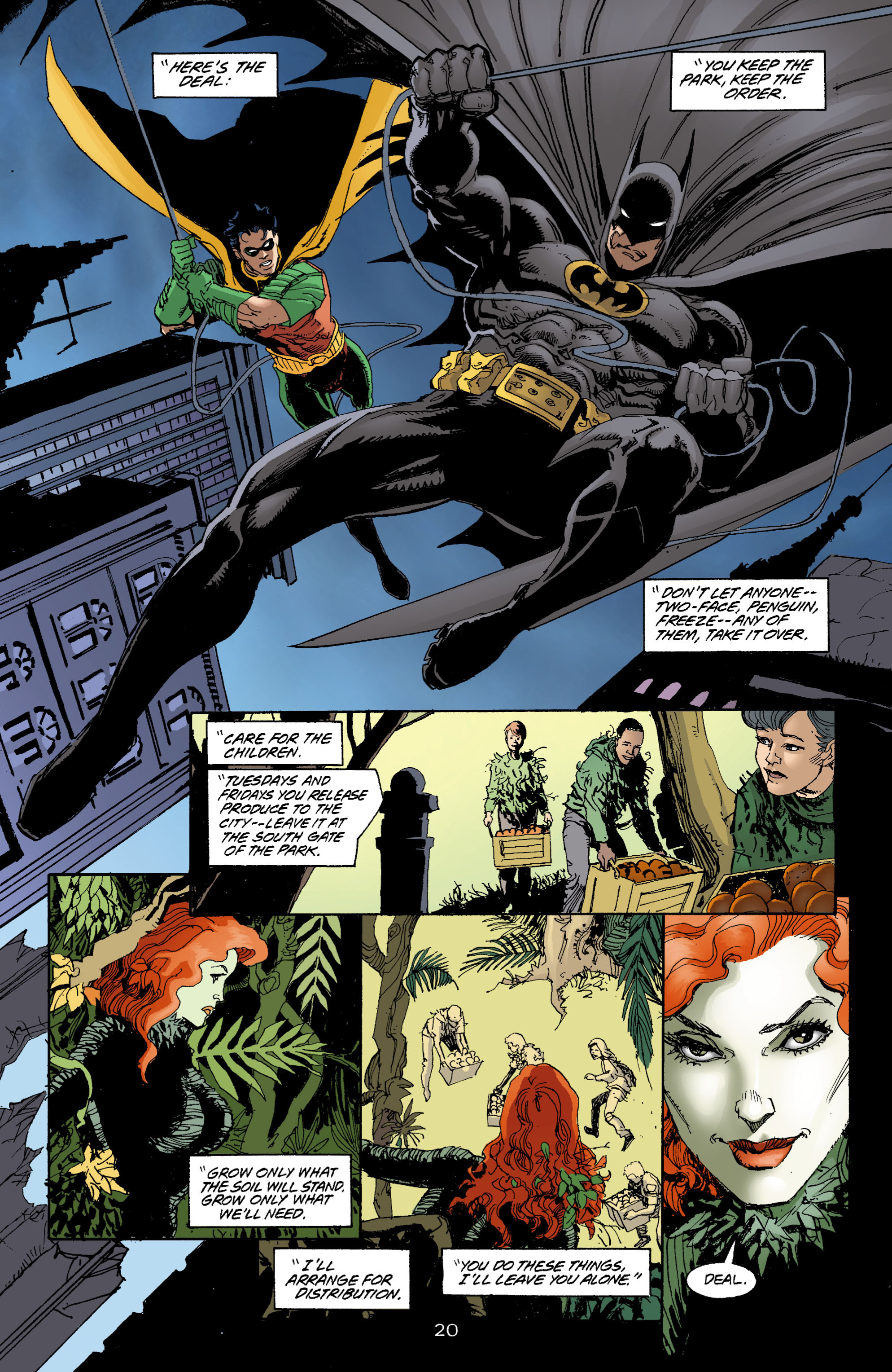 Detective Comics (1937) 735 Page 19