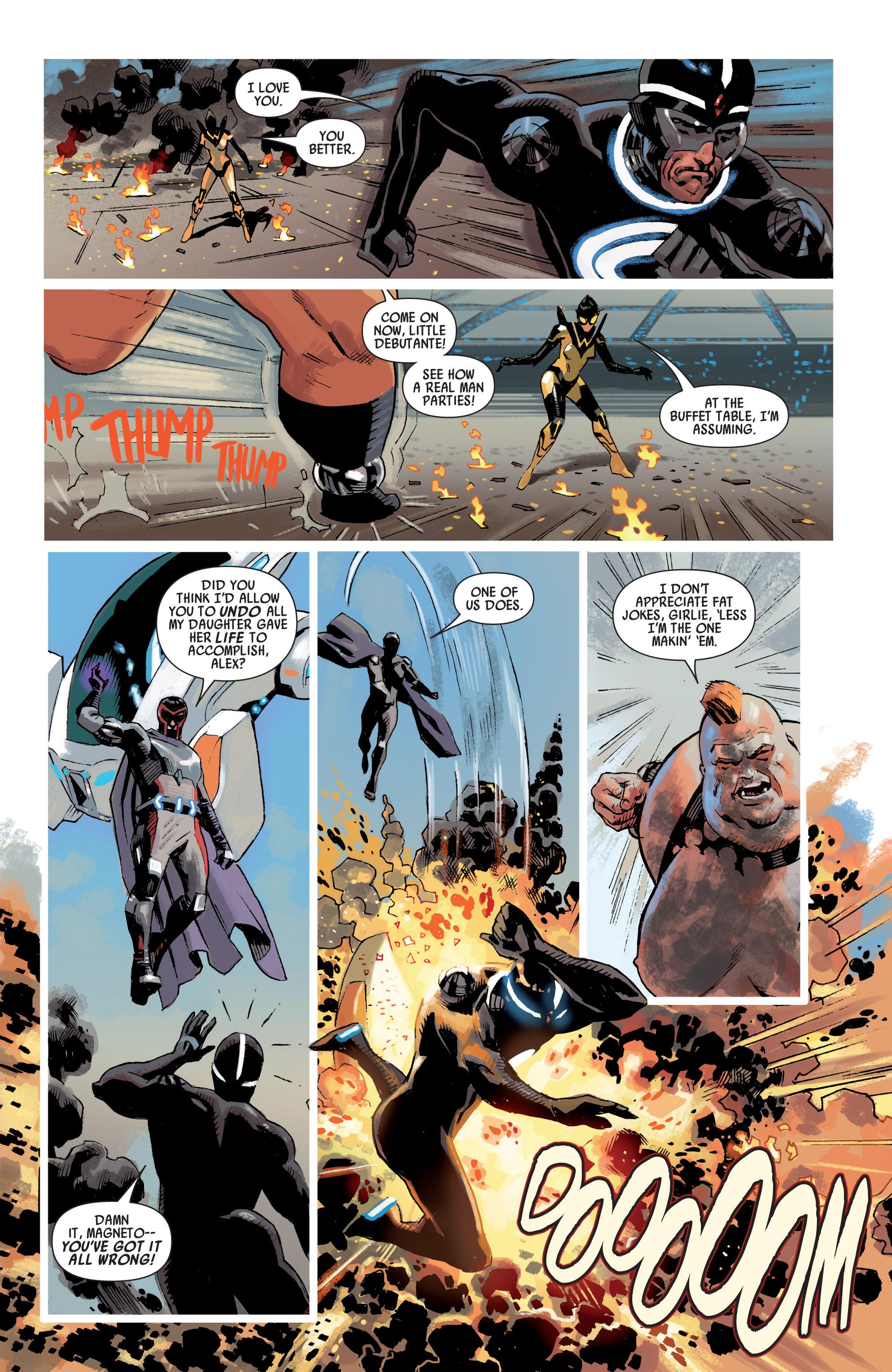 Read online Uncanny Avengers (2012) comic -  Issue #18 - 13
