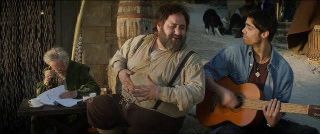 El Hombre que Mató a Don Quijote imagenes hd