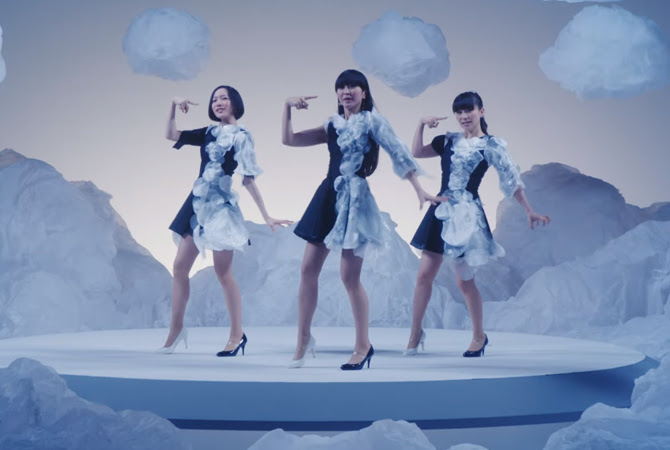 Music video / PV: Perfume - Everyday | Random J Pop