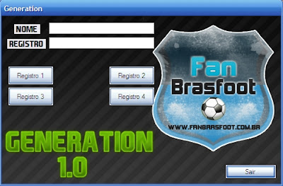 brasfoot 2011 registrado e completo