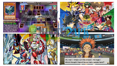Game Yu-Gi-Oh Arc-v Tag Force Special ISO PPSSPP English Patch