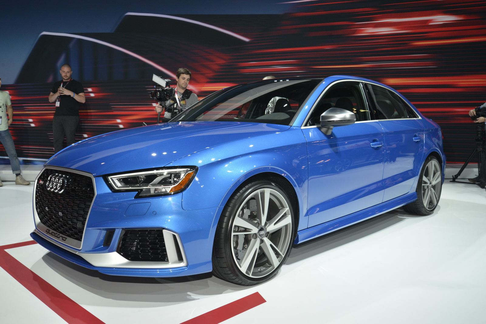 Audi Sport Officially Launched In America, Will Bring 8