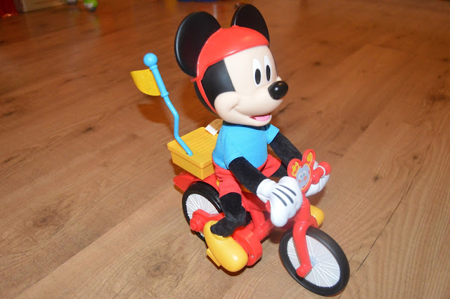 Fisher-Price Silly Wheelie Mickey Mouse Toy