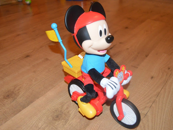 Fisher-Price Silly Wheelie Mickey Review