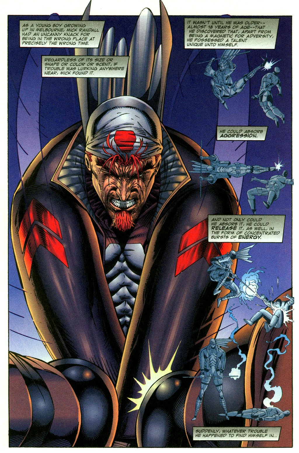 Read online Youngblood GT Interactive Ultra Game Players Special Edition comic -  Issue # Full - 18