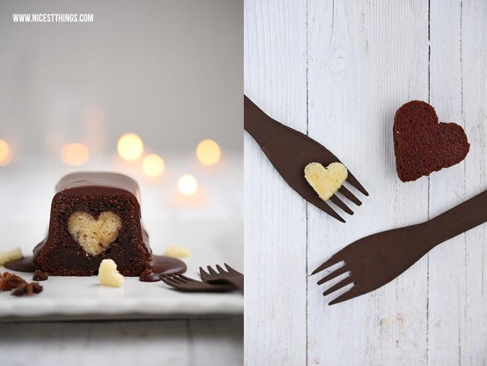 Kuchen mit Herz Motivkuchen Herzkuchen Rezept