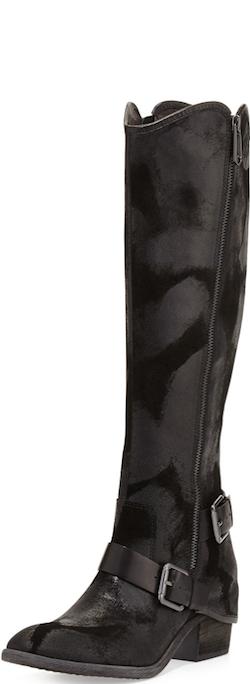 Donald J Pliner Dela Vintage Suede boot
