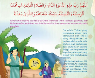 Hal-Hal Sunah Sebelum Shalat Fardlu