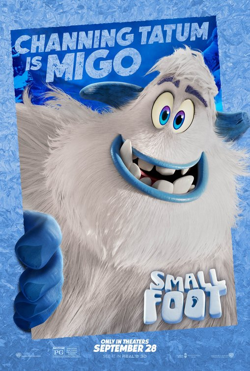 ab43aa9d2d4e  Smallfoot  Trailer  Channing Tatum Is A Yeti On A Quest To Prove Humans  Exist