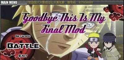 Naruto Senki Final Mod by Ogie Apk Android Terbaru