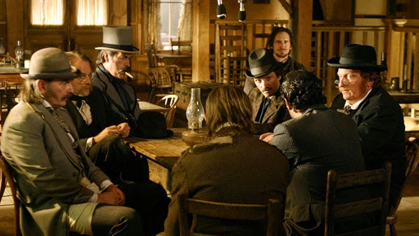 "Deadwood Season 1, Episode Six - ""Plague"""