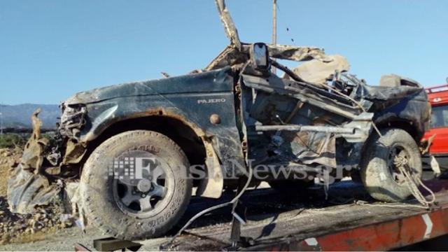 Σοκ από τις αποκαλύψεις για την δολοφονία στα Σφακιά: Τον έθαψαν σε χωράφι μαζί με το αυτοκίνητό του
